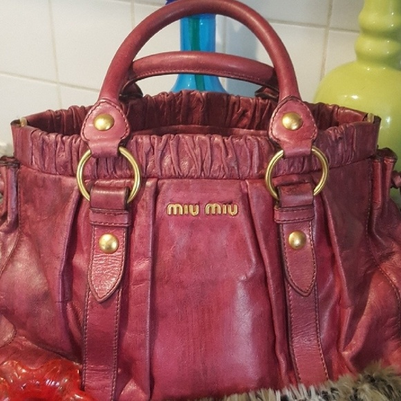 4beb31acf84a Miu Miu Authentic bag. M 5c2ea44804e33d15976604da